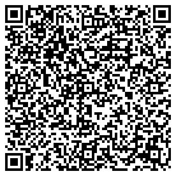 QR-код с контактной информацией организации ВЛАДСПЕЦСТРОЙ ПТК, ЗАО