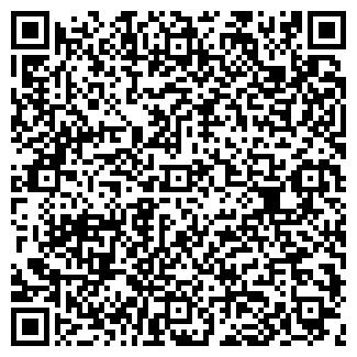 QR-код с контактной информацией организации РИТМ-ПЛЮС