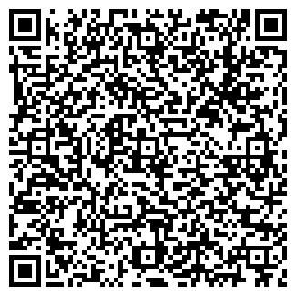 QR-код с контактной информацией организации РАТУС НПП, ООО