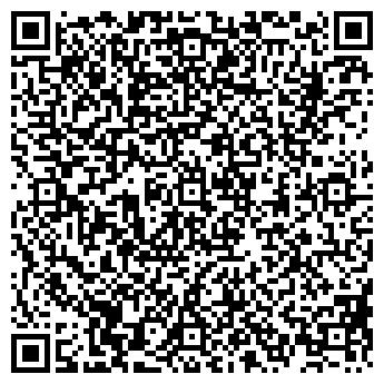 QR-код с контактной информацией организации РОМАШКА ПЛЮС, ООО