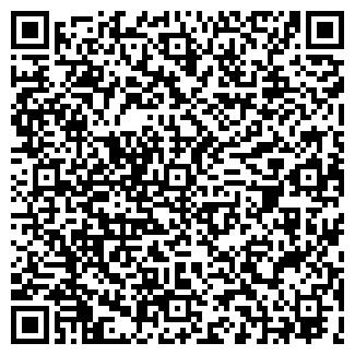 QR-код с контактной информацией организации САЛОН МЕХА