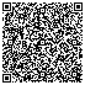 QR-код с контактной информацией организации ИНТЕР АТЛЕТИКА