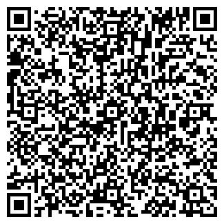 QR-код с контактной информацией организации МАГАЗИН № 5