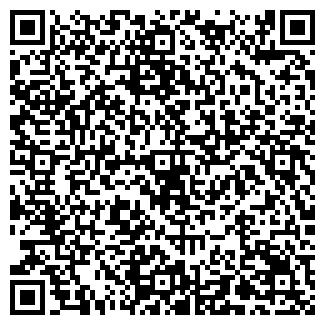 QR-код с контактной информацией организации ВОЛЬНЫЙ ВЕТЕР