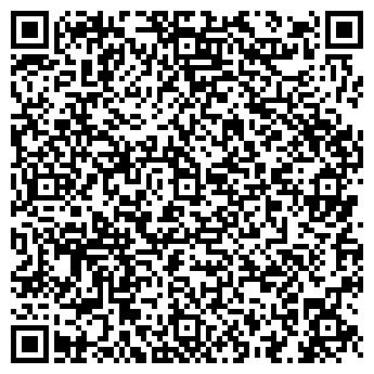 QR-код с контактной информацией организации АЛАН-СОМ УЧТП