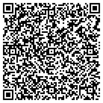 QR-код с контактной информацией организации ВОЗРОЖДЕНИЕ, ШКОЛА