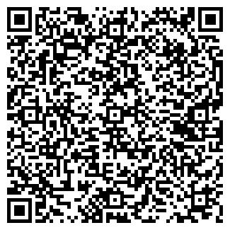 QR-код с контактной информацией организации ЮНИА