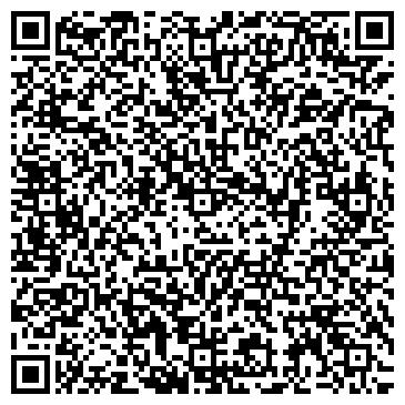 QR-код с контактной информацией организации БИБЛИОТЕКА ИМ.А.М.ГОРЬКОГО ЦЕНТРАЛЬНАЯ ГОРОДСКАЯ