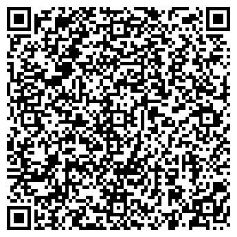 QR-код с контактной информацией организации ЭЛЕГАНТ ТАНЦКЛУБ, АНО