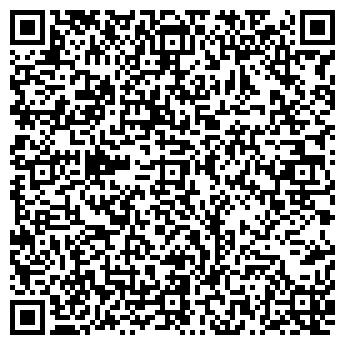 QR-код с контактной информацией организации РОСЕВРОБАНК, ОАО