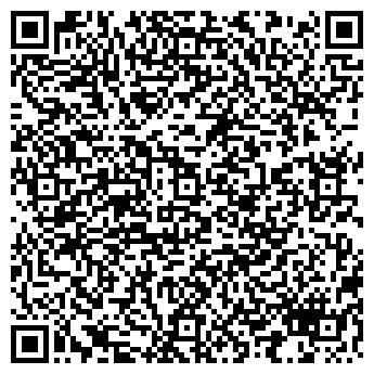 QR-код с контактной информацией организации ГОРИЗОНТ-ТВ ОАО