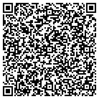 QR-код с контактной информацией организации ВНЕШТОРГБАНК