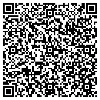 QR-код с контактной информацией организации ДЕКА ОДО