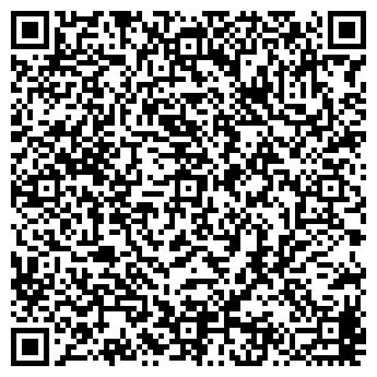 QR-код с контактной информацией организации ЗАО ГИПРОХИММОНТАЖ