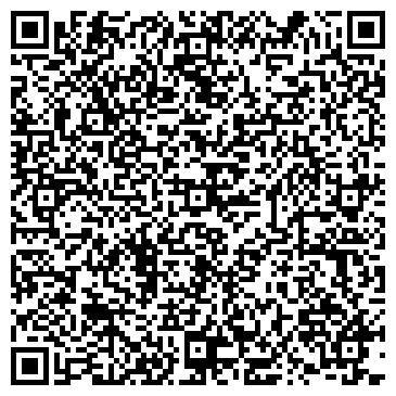 QR-код с контактной информацией организации ЛЫЖНАЯ СПОРТИВНАЯ БАЗА ДЮСШ