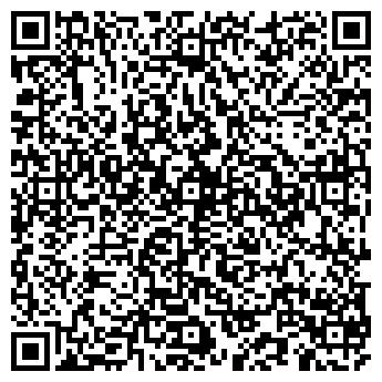 QR-код с контактной информацией организации РУССКИЙ КАРАВАЙ