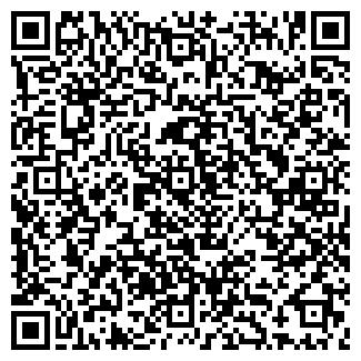QR-код с контактной информацией организации ВЕРХНЕПАЛАТСКОЕ, ЗАО