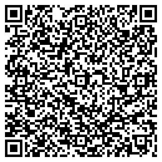QR-код с контактной информацией организации РОДНИК ТД