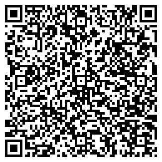 QR-код с контактной информацией организации ДИНА Л АПТЕКА