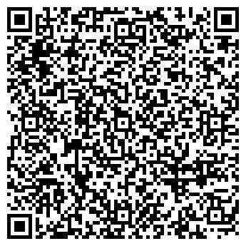QR-код с контактной информацией организации СПОРТТОВАРЫ МАГАЗИН