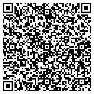 QR-код с контактной информацией организации ДЮКФП