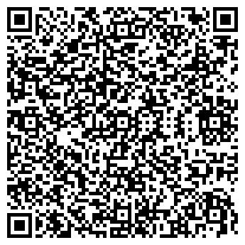 QR-код с контактной информацией организации МАГАЗИН ОАО ЛГОК