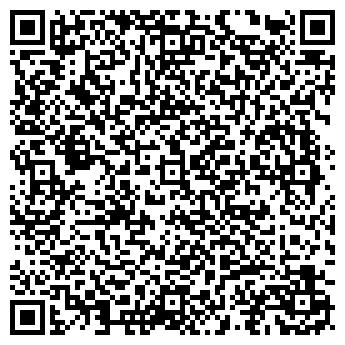 QR-код с контактной информацией организации МУЗЕЙ ХРУСТАЛЯ
