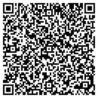 QR-код с контактной информацией организации НАДЕЖДА УЧТП