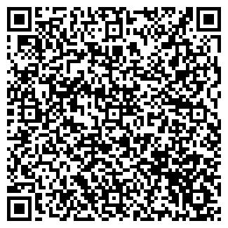 QR-код с контактной информацией организации ПЛАТАН ООО