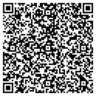QR-код с контактной информацией организации ПЛЮС ВИДЕО