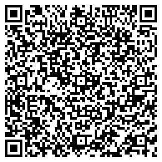 QR-код с контактной информацией организации ЕФРЕМОВСКОЕ ЗАО