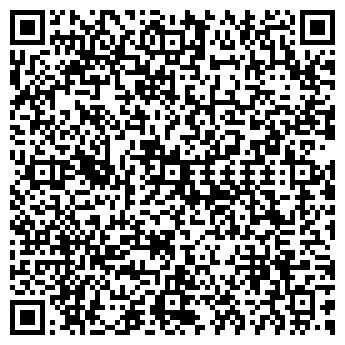 QR-код с контактной информацией организации КРАСНАЯ ПОЛЯНА, ЗАО