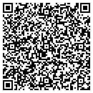 QR-код с контактной информацией организации ЗАО МИР