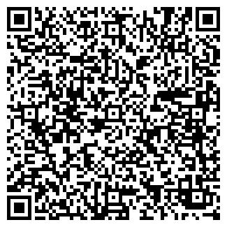 QR-код с контактной информацией организации ПУЛ-51 ОДО