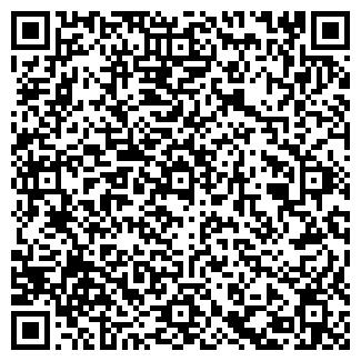 QR-код с контактной информацией организации ООО БИРЮСА