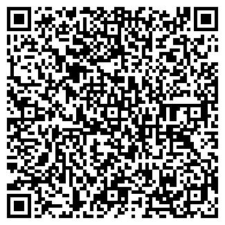 QR-код с контактной информацией организации ООО МОНА