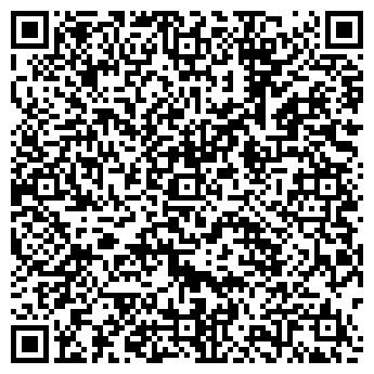 QR-код с контактной информацией организации ДЕТСКИЙ САД № 1001