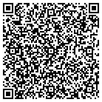 QR-код с контактной информацией организации АВТОЗАПЧАСТИ, ОАО