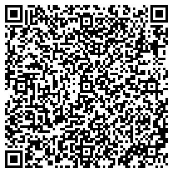 QR-код с контактной информацией организации МОЯ СЕМЬЯ МАГАЗИН