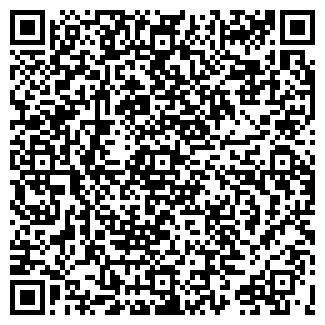 QR-код с контактной информацией организации САТУРН