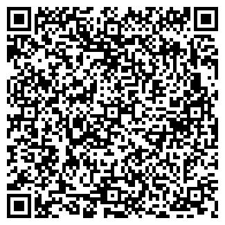 QR-код с контактной информацией организации ООО РОЩА