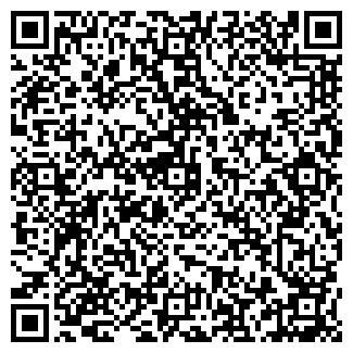 QR-код с контактной информацией организации ТУРЫНИНСКИЙ ТД