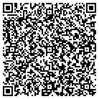 QR-код с контактной информацией организации ЦЕНТР ПО БОРЬБЕ СО СПИДОМ