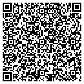 QR-код с контактной информацией организации ПРИОРБАНК
