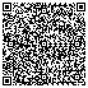 QR-код с контактной информацией организации КАЛУГА АСТРАЛ, ЗАО