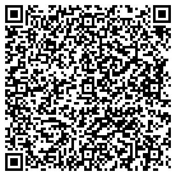 QR-код с контактной информацией организации ЛЕСТЕХСНАБ, ЗАО