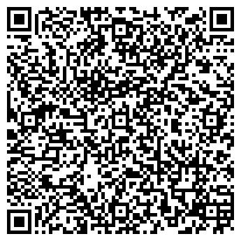 QR-код с контактной информацией организации КОРАЛЛОВЫЙ РИФ СООО