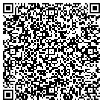 QR-код с контактной информацией организации ДОМИКИ В ДЕРЕВНЕ