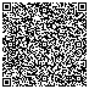 QR-код с контактной информацией организации Центр иностранных языков