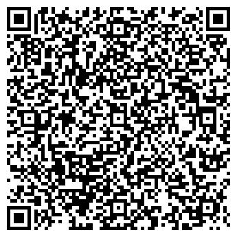 QR-код с контактной информацией организации АЛЬФАСТРОЙМАРКЕТ
